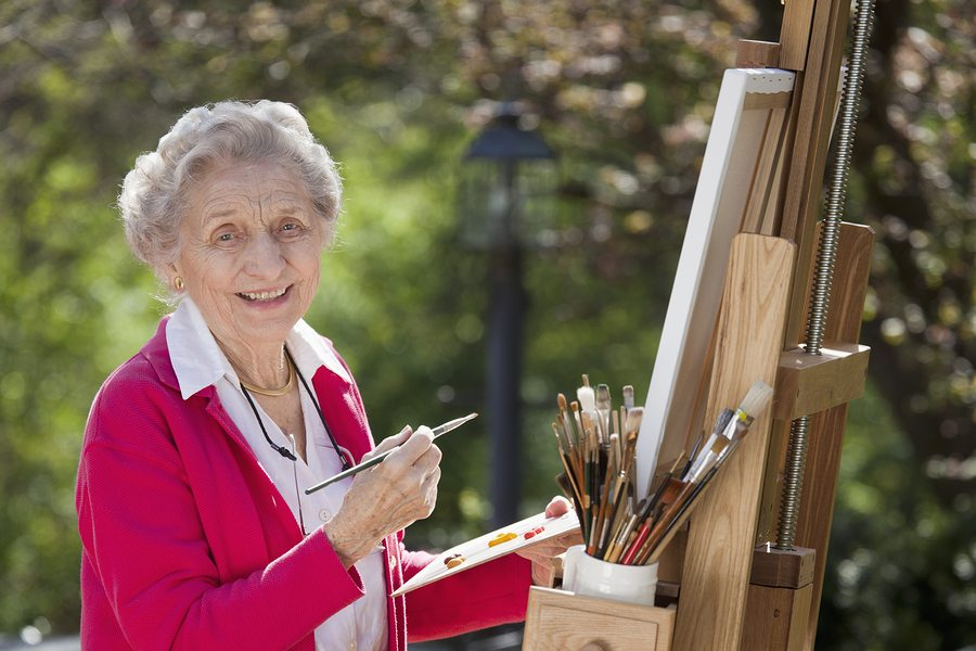 7 Great Hobby Ideas for Seniors