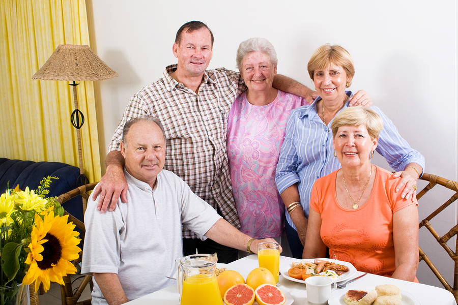 Elder Care in The Heights TX: How Can You Change Your Family Members' Minds about Helping You with Your Loved One?