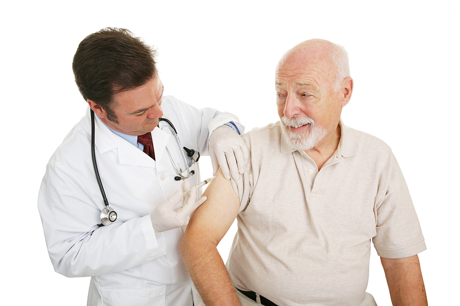 Elder Care in Houston TX: Preparing Your Senior for Getting Immunizations