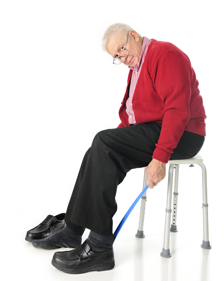 Home Care in The Heights TX: Are Your Parent's Shoes Increasing Their Risk of Falling?