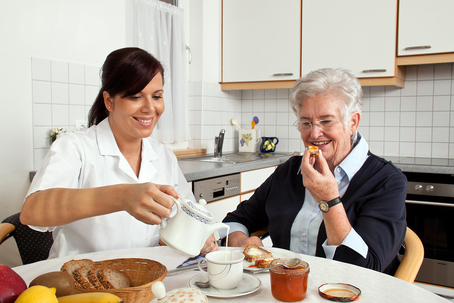 Elder Care in Cinco Ranch TX: September is Healthy Aging Month