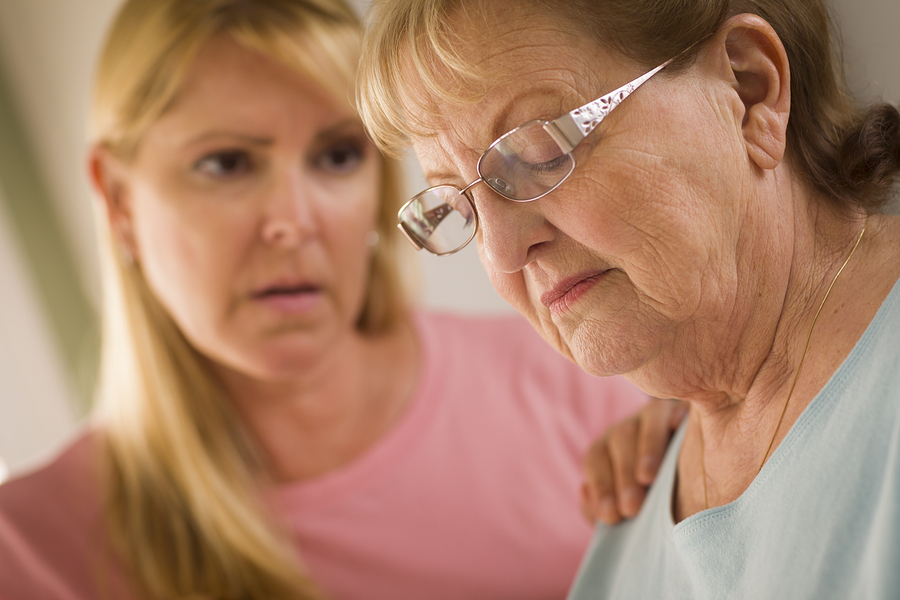 Senior Care in Katy TX: How Can You Tell if Your Aging Adult Is Overly Stressed by Her Health?