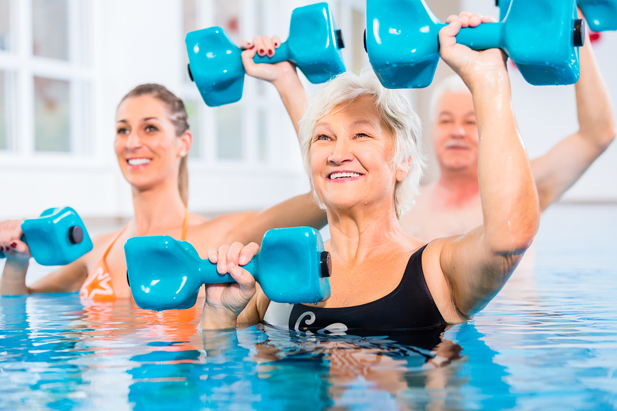 Senior Care in Far West Houston TX: Is Your Senior Stumped about What Types of Exercise She Could Do?