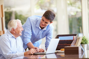 Home Care Services in Houston TX: Use These Tips to Help Seniors Recognize Phishing Emails