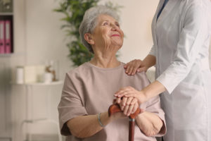 Home Care Services in Memorial TX: Understanding Touch-Deprived Seniors