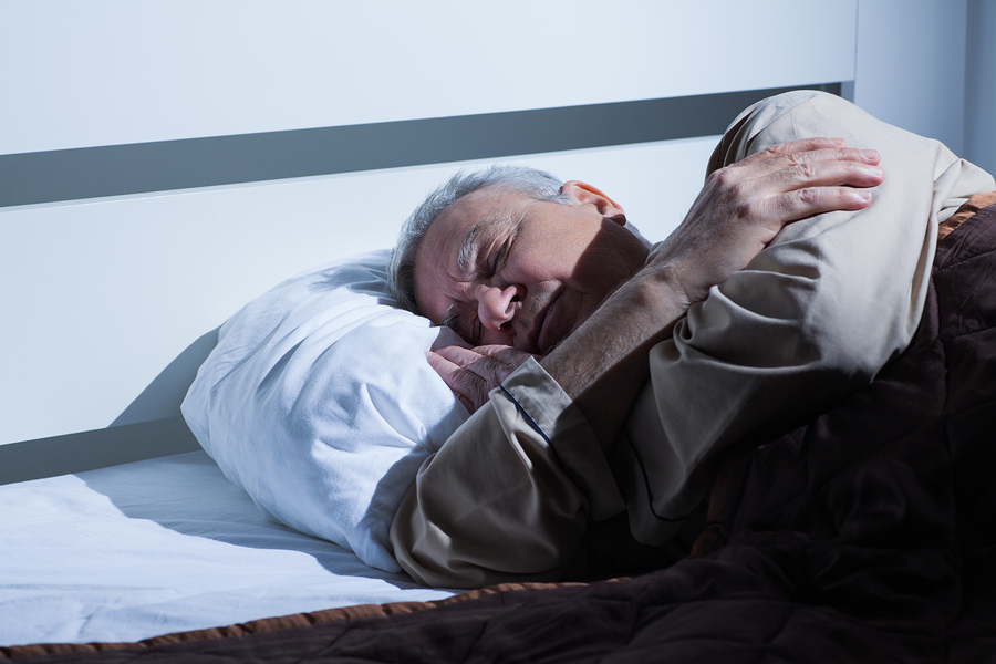 Senior Care in Memorial TX: Could Lights Be Causing Your Older Relative's Insomnia?