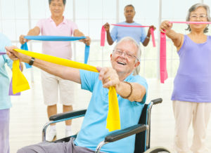 Senior Care in Memorial TX: Activities for Seniors with Limited Mobility