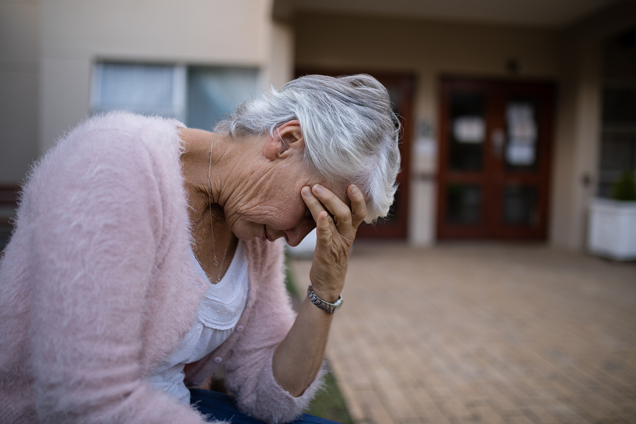 Elder Care in River Oaks TX: Identifying a Panic Attack