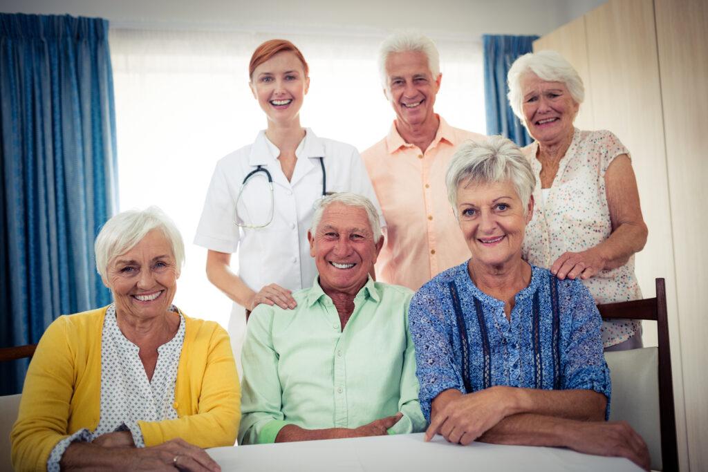 Senior Care in River Oaks TX